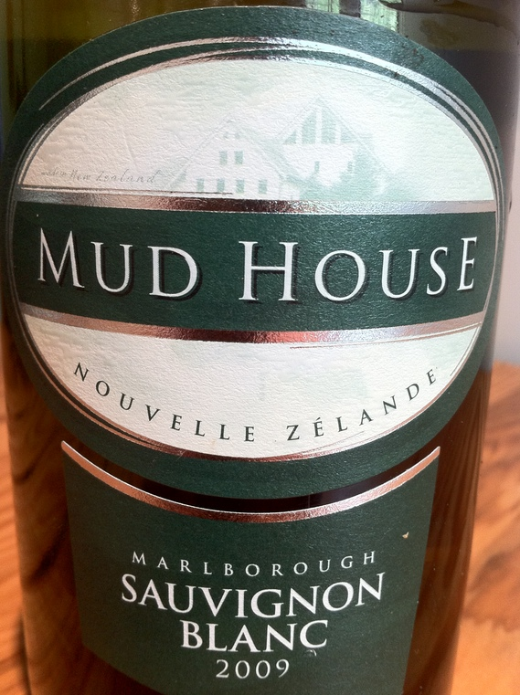 Mud House 2009 Sauvignon Blanc