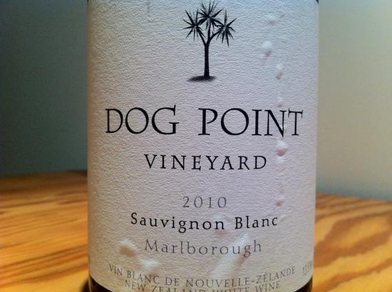 Dog Point 2010 Sauvignon Blanc