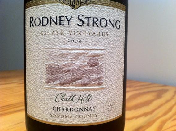 Rodney Strong 2009 Chardonnay