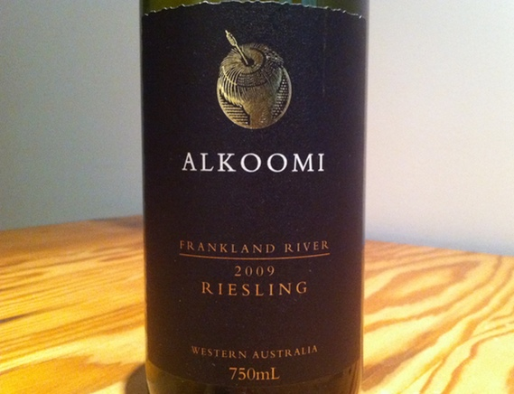 Alkoomi Frankland River 2009 Riesling