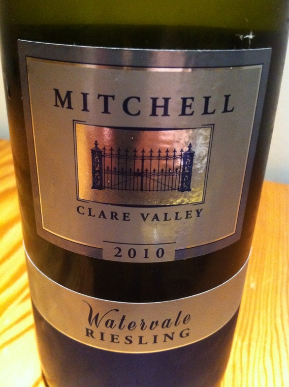 Mitchell 2010 Riesling