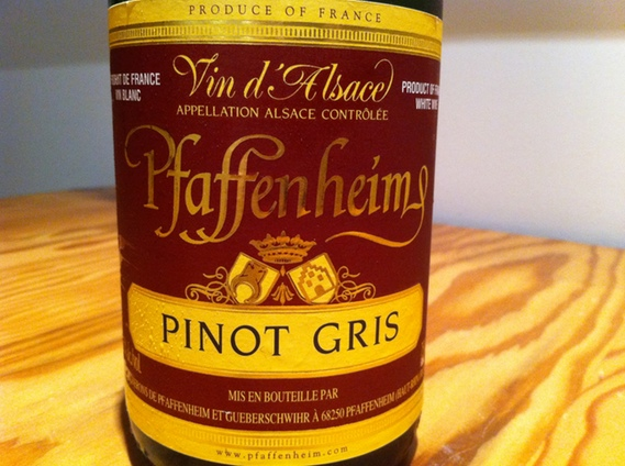 Pfaffenheim 2009 Pinot Gris