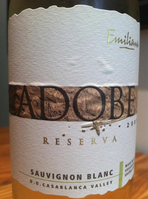 Emiliana Adobe Sauvignon Blanc 2009